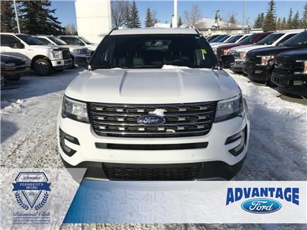 2017 Ford Explorer XLT (Stk: L-061A) in Calgary - Image 2 of 27