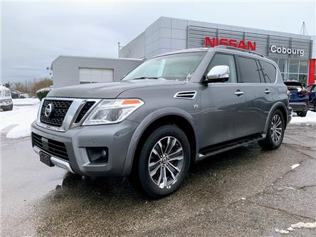 2017 Nissan Armada SL (Stk: CKC838966A) in Cobourg - Image 1 of 34
