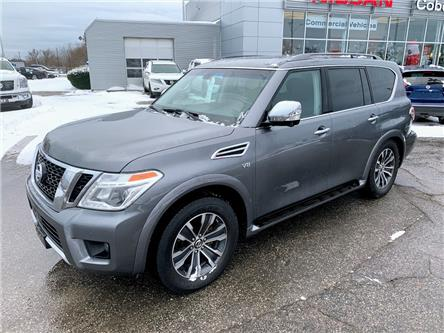 2017 Nissan Armada SL (Stk: CKC838966A) in Cobourg - Image 2 of 34