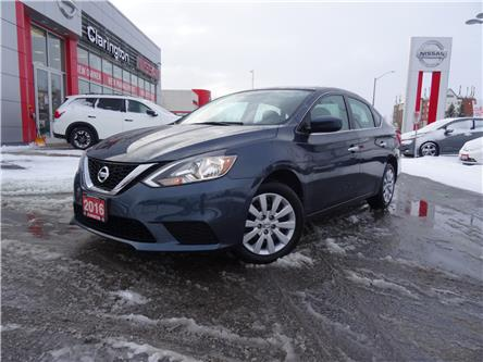2016 Nissan Sentra 1.8 S (Stk: GL656559) in Bowmanville - Image 1 of 26