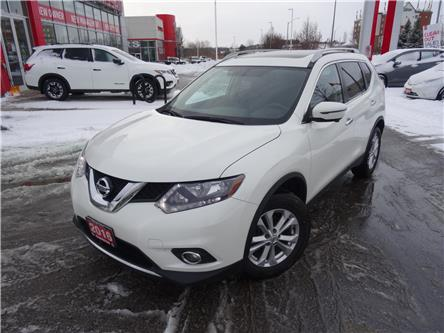 2016 Nissan Rogue SV (Stk: GC856007) in Bowmanville - Image 2 of 31