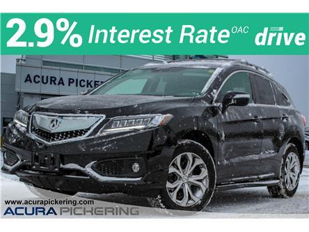 2016 Acura RDX Base (Stk: AP5057) in Pickering - Image 1 of 21