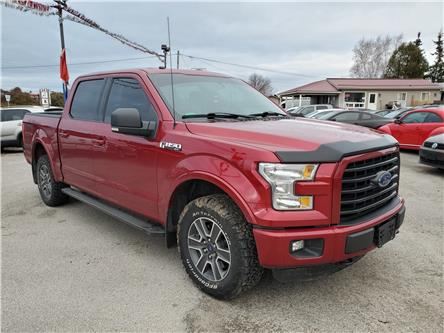2016 Ford F-150 XLT (Stk: ) in Kemptville - Image 1 of 18