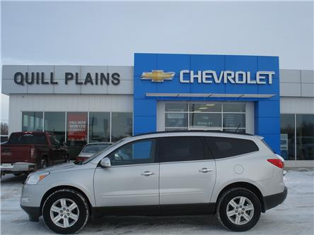 2011 Chevrolet Traverse 1LT (Stk: 1GNKVG) in Wadena - Image 1 of 12