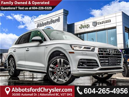 2018 Audi SQ5 3.0T Technik (Stk: K868157A) in Abbotsford - Image 1 of 28