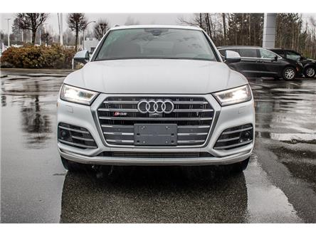 2018 Audi SQ5 3.0T Technik (Stk: K868157A) in Abbotsford - Image 2 of 28
