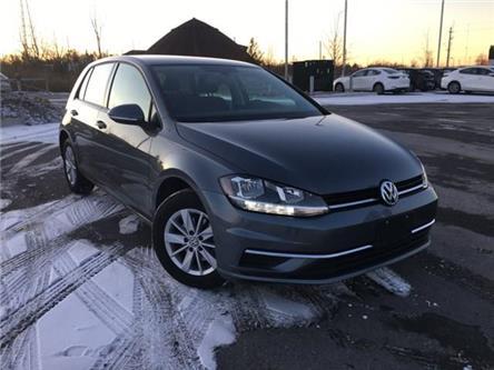 2019 Volkswagen Golf 1.4 TSI Comfortline (Stk: MX1117) in Ottawa - Image 1 of 20
