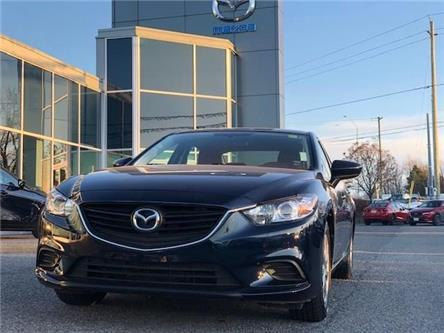 2016 Mazda MAZDA6 GS (Stk: 209151) in Gloucester - Image 1 of 14