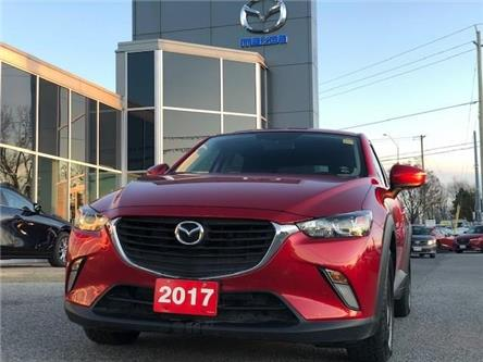 2017 Mazda CX-3 GS (Stk: 214151) in Gloucester - Image 1 of 12