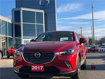 2017 Mazda CX-3 GT (Stk: M2727) in Gloucester - Image 1 of 16