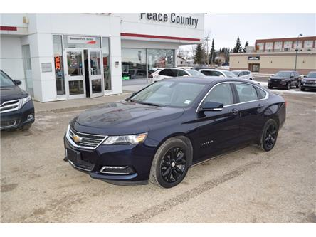 2018 Chevrolet Impala 1LT (Stk: PO1864) in Dawson Creek - Image 1 of 15
