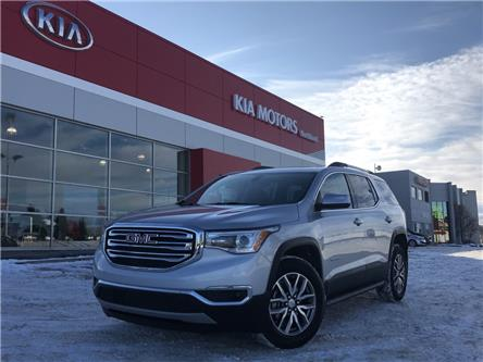 2019 GMC Acadia SLE-2 (Stk: P0448) in Calgary - Image 1 of 24
