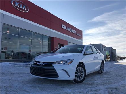 2017 Toyota Camry LE (Stk: P0443) in Calgary - Image 1 of 20