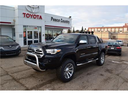 2019 Toyota Tacoma Limited V6 (Stk: 1960) in Dawson Creek - Image 1 of 12
