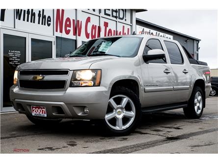 2007 Chevrolet Avalanche 1500 LT (Stk: 191064) in Chatham - Image 1 of 22