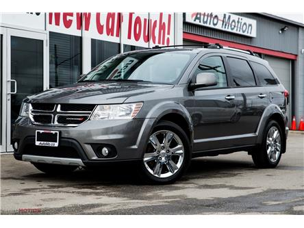 2013 Dodge Journey R/T (Stk: 191374) in Chatham - Image 1 of 24
