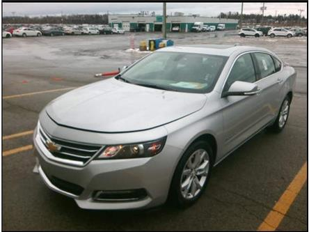 2019 Chevrolet Impala 1LT (Stk: X8135) in Ste-Marie - Image 1 of 7