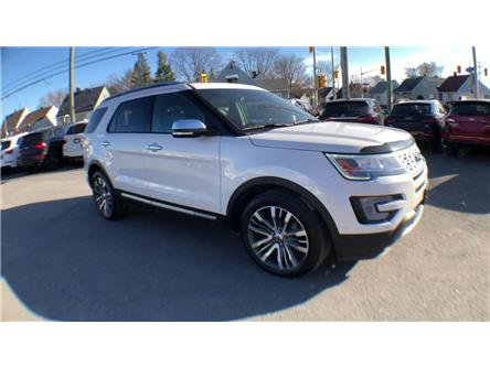 2017 Ford Explorer Platinum (Stk: A49062) in Ottawa - Image 2 of 26