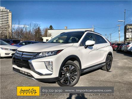 2018 Mitsubishi Eclipse Cross GT (Stk: 611637) in Ottawa - Image 1 of 25