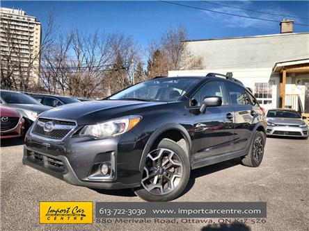 2016 Subaru Crosstrek Sport Package (Stk: 217624) in Ottawa - Image 1 of 25