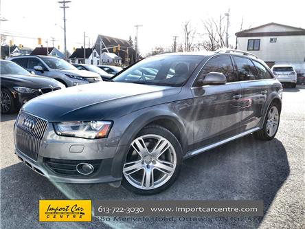2014 Audi A4 allroad 2.0 Progressiv (Stk: 023189) in Ottawa - Image 1 of 24