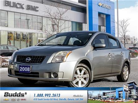 2008 Nissan Sentra 2.0 S (Stk: TX9009A) in Oakville - Image 1 of 25