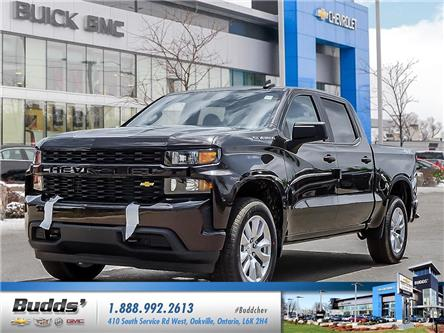 2019 Chevrolet Silverado 1500 Silverado Custom (Stk: SV9049) in Oakville - Image 1 of 25