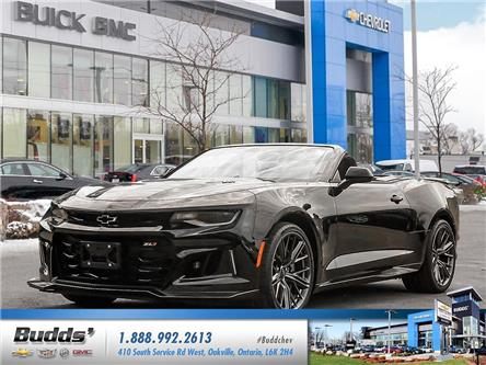 2020 Chevrolet Camaro ZL1 (Stk: CM0001) in Oakville - Image 1 of 25