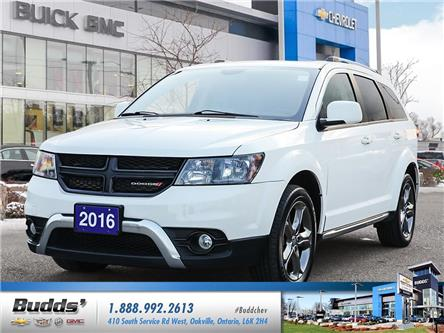2016 Dodge Journey Crossroad (Stk: EN9007A) in Oakville - Image 1 of 24
