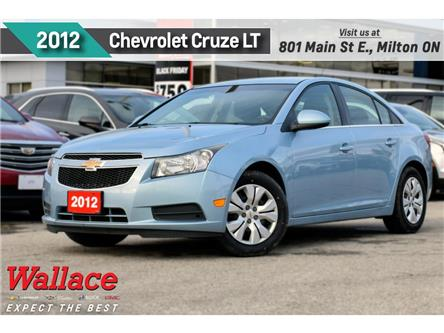 2012 Chevrolet Cruze LT Turbo | 1-OWNER | CLN HISTRY | REMOTE STRT (Stk: 138036A) in Milton - Image 1 of 20
