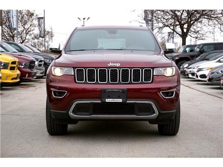 2020 Jeep Grand Cherokee LIMITED| LUXURY GROUP| TRAILER TOW GROUP & MORE (Stk: K1326A) in Burlington - Image 2 of 50