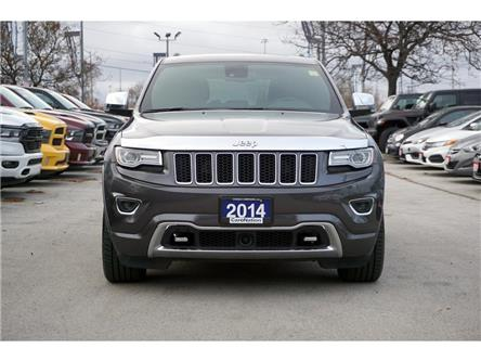 2014 Jeep Grand Cherokee OVERLAND| ADVANCED TECHNOLOGY GRP| QUADRA DRIVE II (Stk: L196A) in Burlington - Image 2 of 50