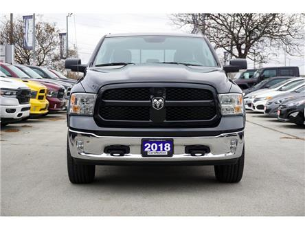 2018 RAM 1500 OUTDOORSMAN| 6'4 BOX| NAV| REAR CAM| REMOTE START (Stk: K1135A) in Burlington - Image 2 of 46