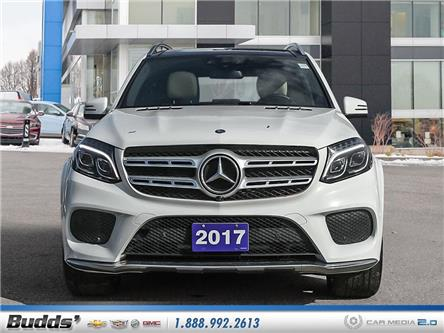 2017 Mercedes-Benz GLS 550 Base (Stk: ES0013PA) in Oakville - Image 2 of 25