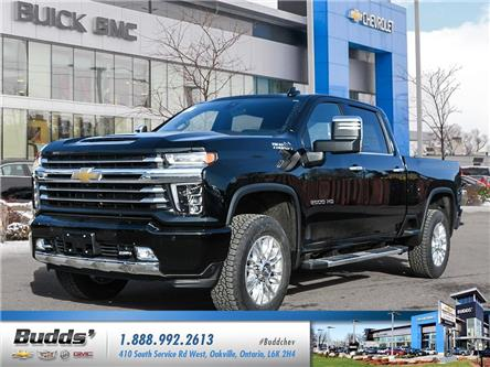 2020 Chevrolet Silverado 2500HD High Country (Stk: SV0005) in Oakville - Image 1 of 25