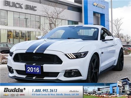 2016 Ford Mustang GT Premium (Stk: AT7076T) in Oakville - Image 1 of 20