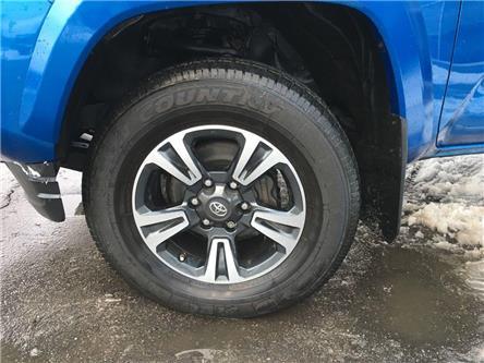 2017 Toyota Tacoma TRD SPORT 4X4 NAVI, ALLOYS, HOOD SCOOP, FOG, POWER (Stk: 46193A) in Brampton - Image 2 of 24