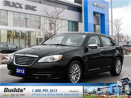 2013 Chrysler 200 Limited (Stk: E9041A) in Oakville - Image 1 of 25