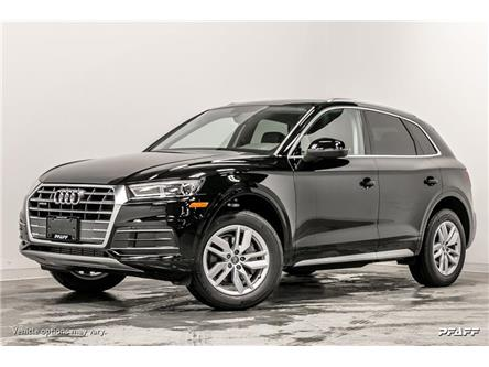 2020 Audi Q5 45 Komfort (Stk: T17706) in Vaughan - Image 1 of 22