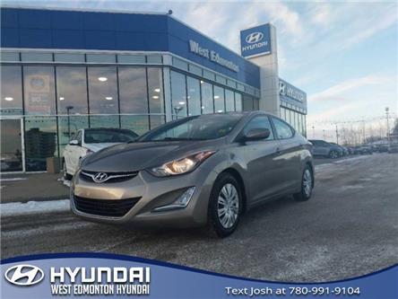 2014 Hyundai Elantra GLS (Stk: 95227A) in Edmonton - Image 1 of 20