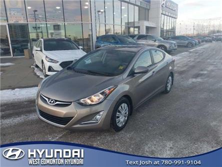 2014 Hyundai Elantra GLS (Stk: 95227A) in Edmonton - Image 2 of 20