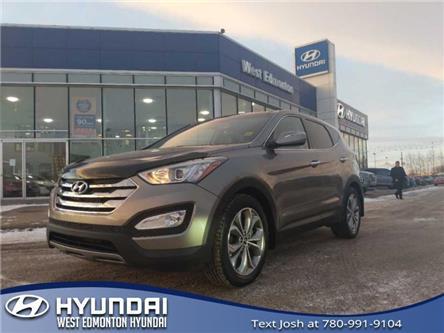 2013 Hyundai Santa Fe Sport  (Stk: 7413A) in Edmonton - Image 1 of 26