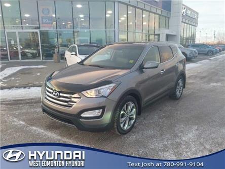 2013 Hyundai Santa Fe Sport  (Stk: 7413A) in Edmonton - Image 2 of 26