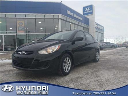 2014 Hyundai Accent GLS (Stk: 5176A) in Edmonton - Image 1 of 20