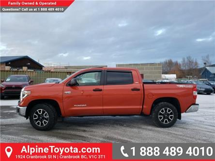 2018 Toyota Tundra  (Stk: X216177A) in Cranbrook - Image 2 of 25
