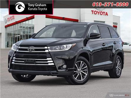 2017 Toyota Highlander  (Stk: M2772) in Ottawa - Image 1 of 29