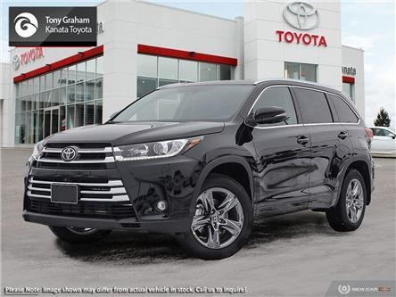 2019 Toyota Highlander Limited (Stk: 90073) in Ottawa - Image 1 of 24