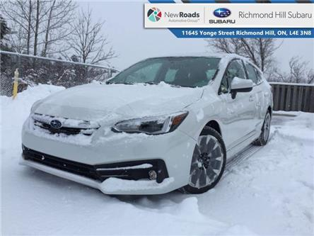 2020 Subaru Impreza 5-dr Sport w/Eyesight (Stk: 34127) in RICHMOND HILL - Image 1 of 22