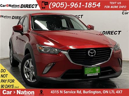 2018 Mazda CX-3 GS (Stk: DRD2927A) in Burlington - Image 1 of 35
