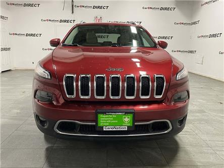2017 Jeep Cherokee Limited (Stk: CN5885A) in Burlington - Image 2 of 39